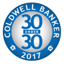 Coldwell Banker 30 under 30 2017 Award